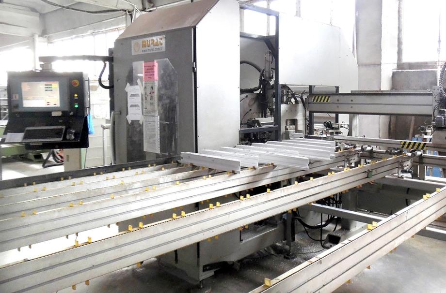 Автоматический обрабатывающий центр