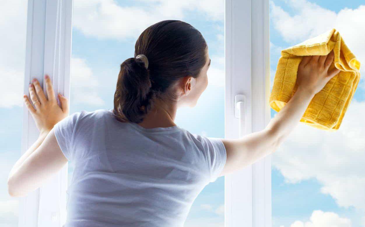 Правильный уход за окнами ПВХ